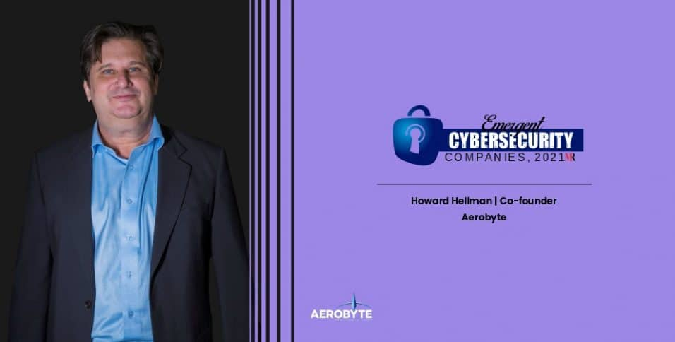 Aerobyte Named Top Ten Emerging Cyber Security Company Zero Trust Architecture